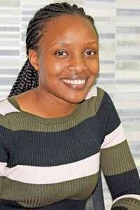 Susan Nderitu,